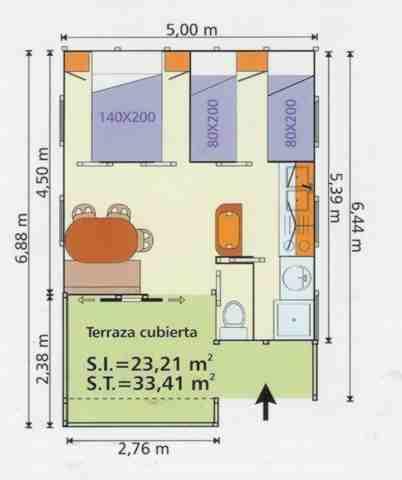 Camping-Prados-Abiertos-Gredos-plano-bungalow-Club5G