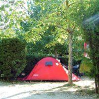 Camping Prados Abiertos en Gredos zona acampada