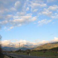 Sierra de Gredos desde Camping Prados Abiertos